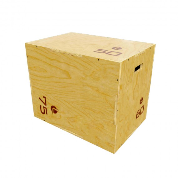 Plyometric box TRAINING