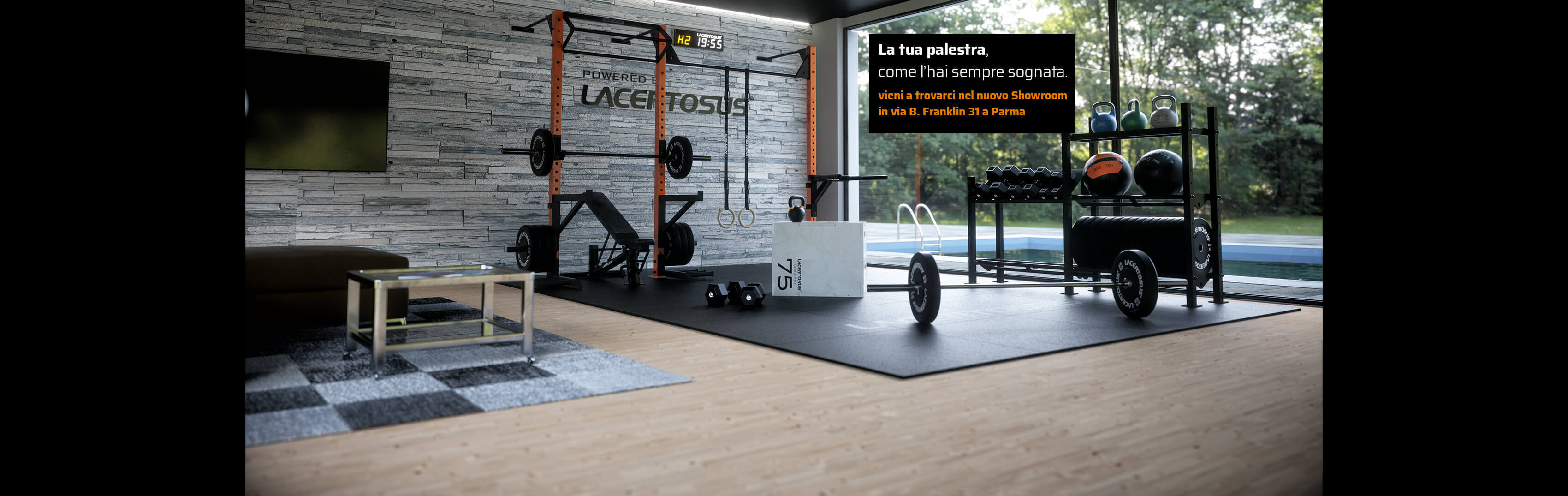 Home gyms lacertosus store