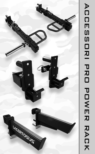 Accessori Pro Power Rack Lacertosus